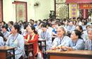 Danh sách Thí sinh Quận 8 đạt chuẩn dự thi Giáo lý Phật tử cấp Thành phố