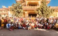 Hình ảnh chư Phật tử khóa tu VNQT đi thập tự Đà Lạt